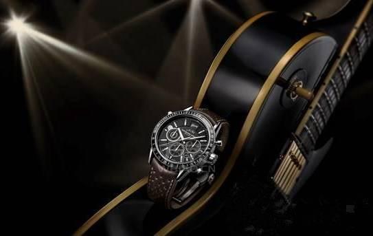 2017巴塞尔新品丨蕾蒙威推限量版自由骑士腕表