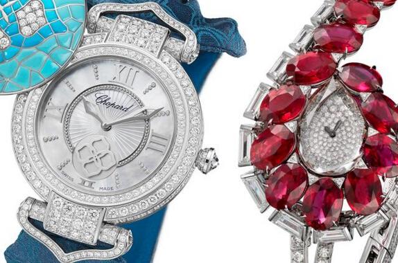 卡地亚&萧邦品牌珠宝腕表图_怎么样