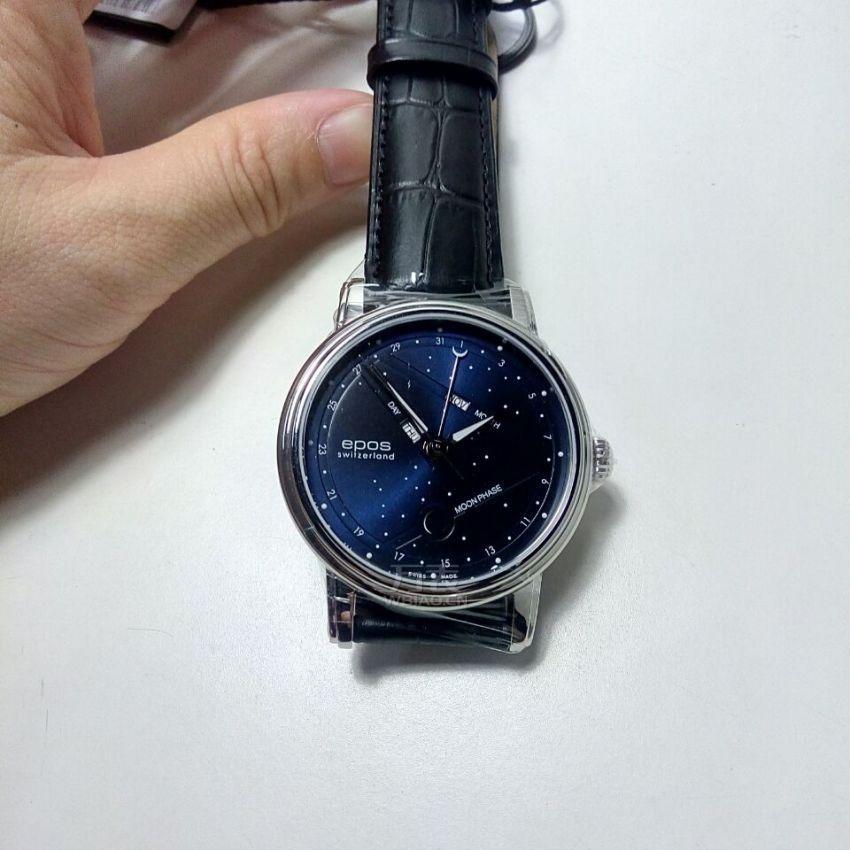 爱宝时 3391.832.20.16.25 相机械表「表友晒单作业」第一次在网上买表…