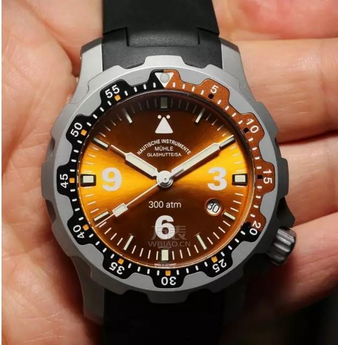 德国莫勒潜水表怎么样,莫勒机芯是什么档次