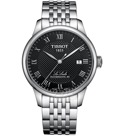 天梭1853男士机械手表多少钱图片以及手表诠释