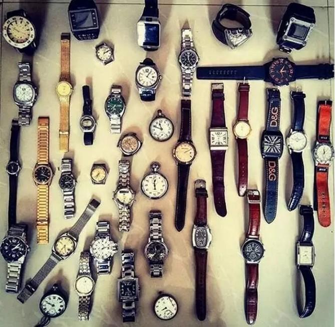 买一枚手表,就是花钱找难受的过程!
