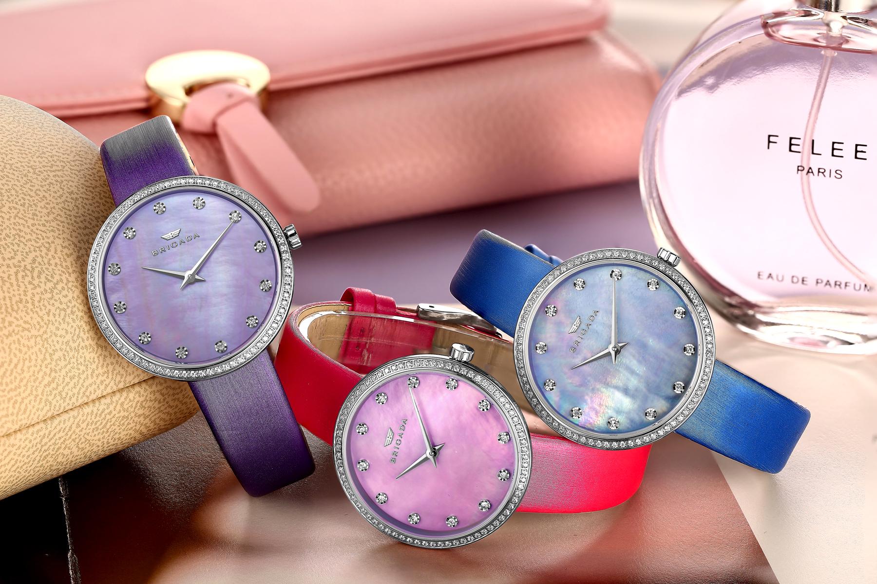 好看的女生简约手表品牌、价格、图片分享