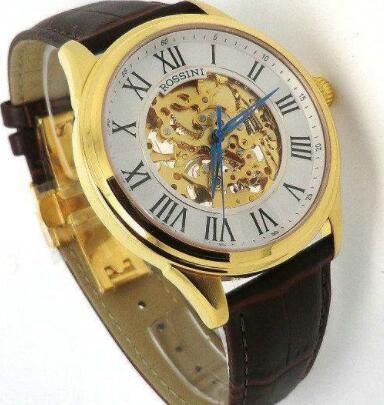 罗西尼男士机械手表推荐_罗西尼手表保养常识