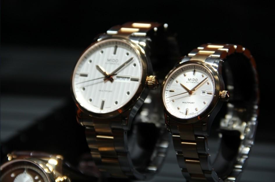 美度新款手表新品实拍图片分享