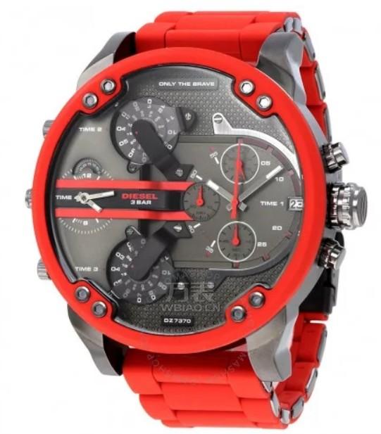 迪赛dz7370男士手表怎么样?