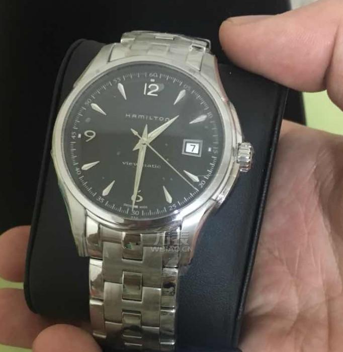 汉米尔顿h32515135男子自动不锈钢手表怎么样