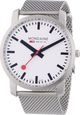 国铁经典的男女日期黑色皮革表带石英手表好不好?