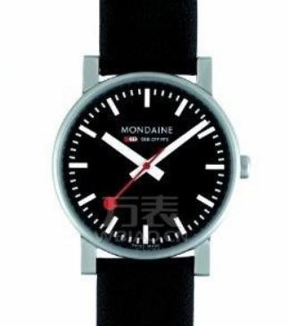 国铁观看埃沃彩色网格男女石英银色手表怎么样?