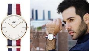 男生戴dw手表哪款最好看?男生戴dw手表什么型号最好看