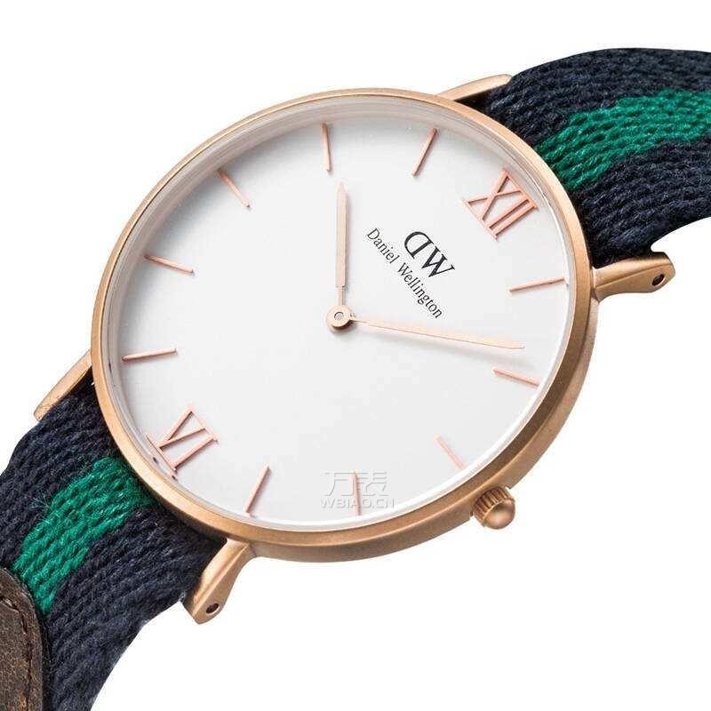 DW手表为什么没有秒针?DW手表的来源及背后的故事