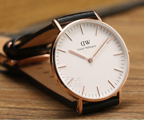 DW手表金属表带褪色严重怎么办?DW手表表带掉色怎么办
