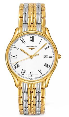 浪琴LonginesL4.859.2.11.7手表价格贵吗?图片参数分享