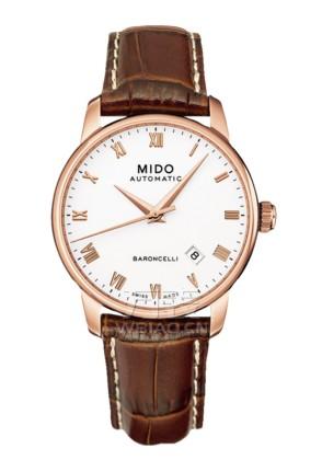美度手表保养一次价格要多少钱?