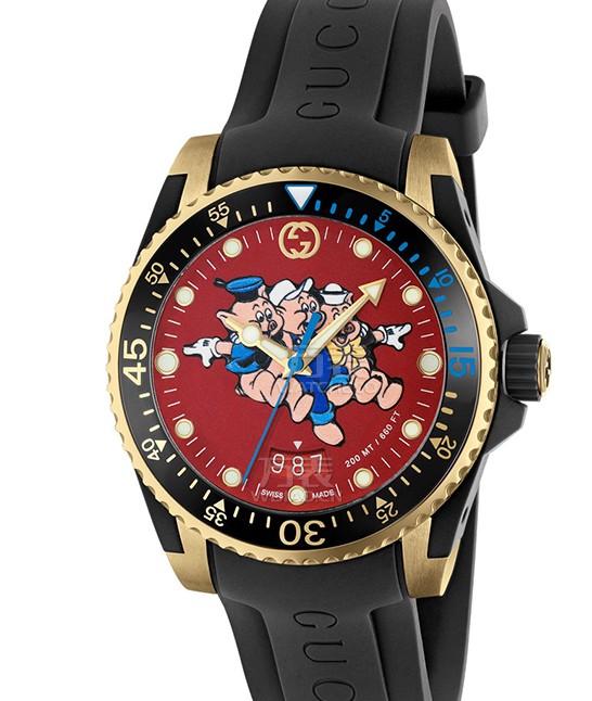 gucci手表价格是多少?gucci手表价格在哪看?