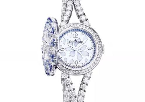 积家手表珠宝镶嵌技艺怎么样?积家约会系列高级珠宝腕表