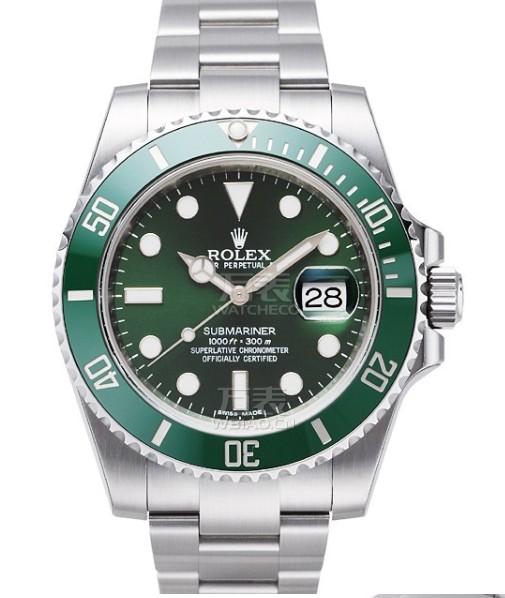 劳力士绿水鬼手表价格是多少?为什么这么火