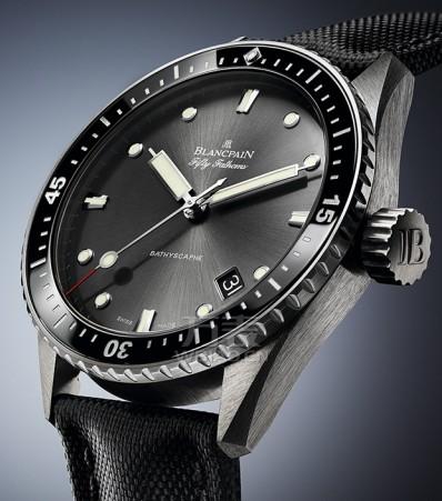 潜水表外圈的使用方法 宝珀潜水表怎么样?手表品牌