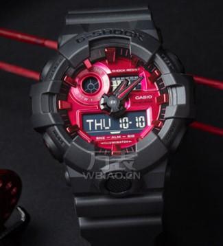 卡西欧手表g-shock怎么调时间,卡西欧手表g-shock怎么调日期?手表维修