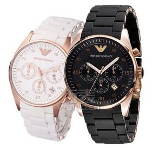 阿玛尼情侣表怎么选择,万表414购表看阿玛尼怎么样?手表品牌