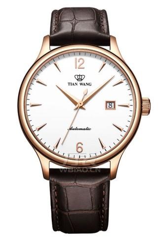 天王表机械表怎么调时间,天王表机械表如何上弦?手表维修