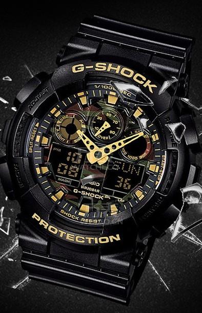 卡西欧g-shock和baby-g怎么选?万表414活动特惠 手表品牌