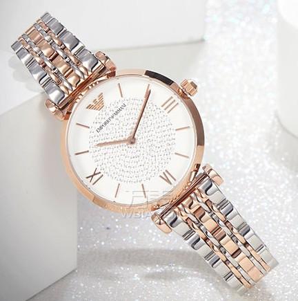 满天星手表是什么,满天星手表阿玛尼品牌如何?手表品牌