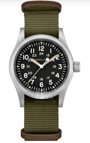 什么是军用手表,汉米尔顿军用表怎么样?手表品牌