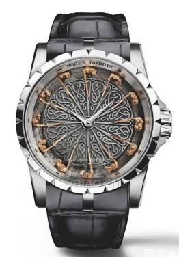 罗杰杜彼圆桌骑士手表怎么样,罗杰杜彼圆桌骑士手表多少钱?手表品牌