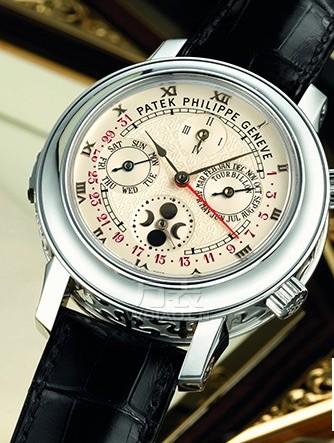 三问表是什么意思,百达翡丽三问表怎么样?手表品牌