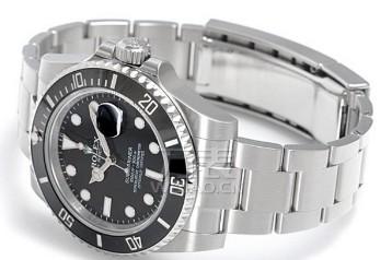 劳力士黑水鬼分辨真假,如何分辨劳力士黑水鬼真假?手表品牌