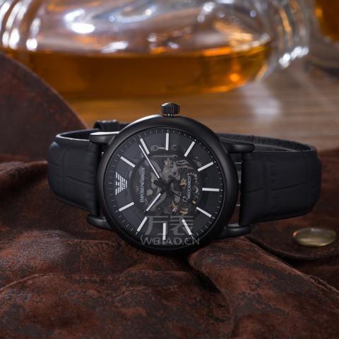 阿玛尼机械表检修要注意,为什么要去信任的维修点?手表维修