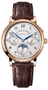 朗格手表是哪里的牌子,朗格手表属于什么档次?手表品牌
