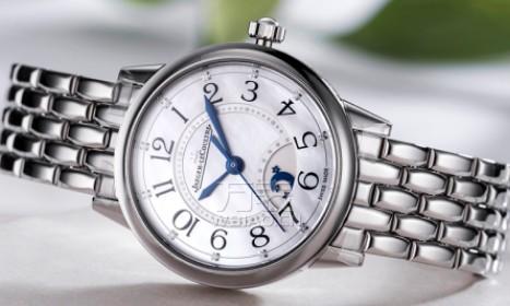女士手表戴哪个手比较好,积家女士手表哪款好?手表品牌