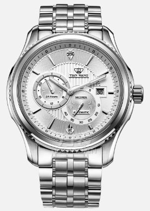 机械表不戴不走了怎么办,天王机械手表不走为什么?手表维修
