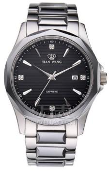 天王表怎么样,天王表和天梭表哪个好?手表品牌