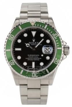 劳力士绿水鬼多少钱,劳力士绿水鬼为什么出名?手表品牌
