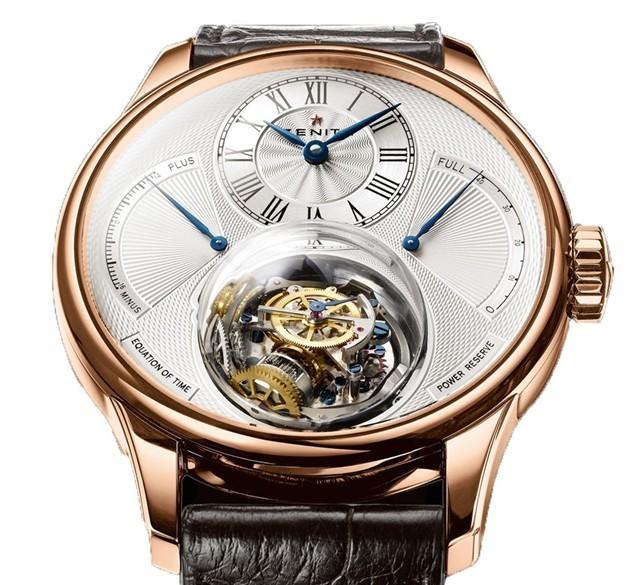 真力时手表怎么样 真力时手表价格