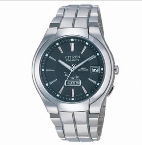 如何通过表盘LOGO分辨西铁城手表的真假