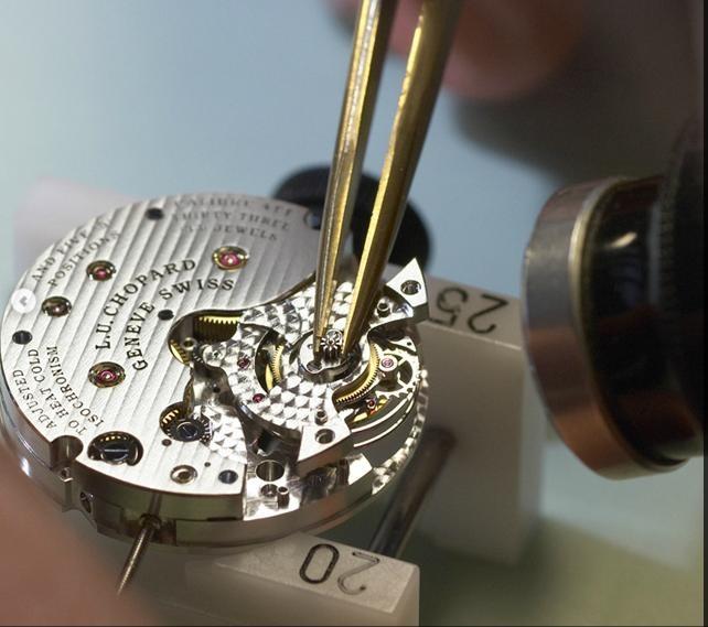 如何辨别萧邦表的真伪 怎么看萧邦手表真假