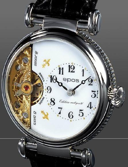怎样鉴别瑞士EPOS爱宝时手表真假