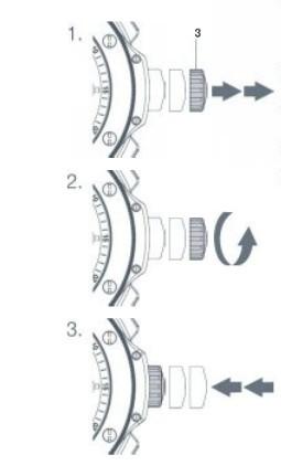教你如何设置Hublot宇舶表日期、时间