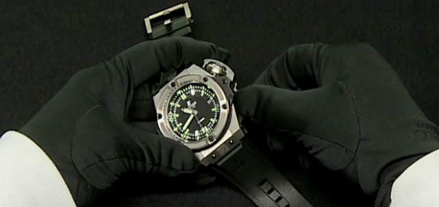 Hublot宇舶表旋入式与非旋入式腕表上链的区别