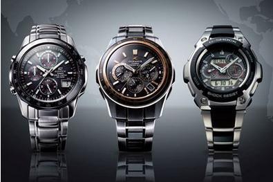 卡西欧、精工和西铁城等日本手表发展历史