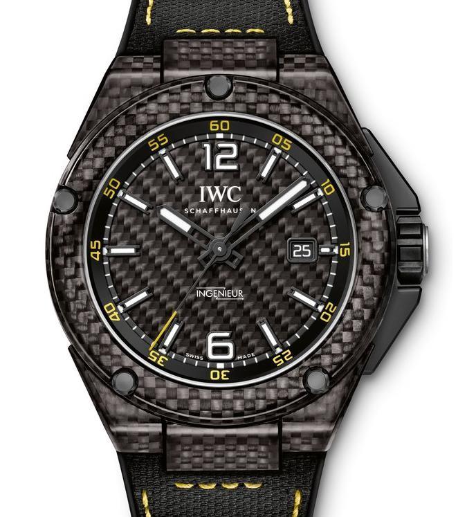 领略创新杰作 2013年 IWC 万国全新工程师系列腕表