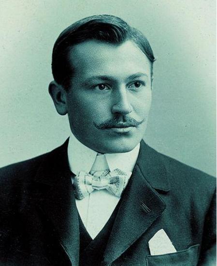 Rolex劳力士创始人:汉斯·威尔斯多夫(Hans Wilsdorf)