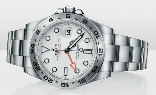 纪念表款:Roles劳力士蚝式恒动探险家型II纪念款腕表