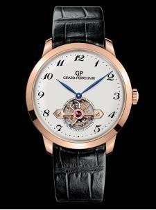 纪念表款:芝柏表制表厂220周年纪念版 1966金桥陀飞轮腕表