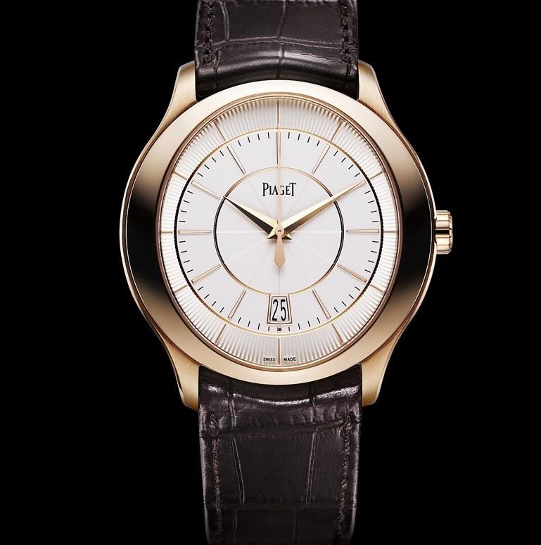 Piaget伯爵全新自动上链机芯腕表Gouverneur G0A37110