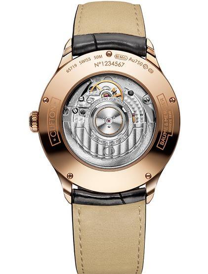 名士表发布全新Clifton克里顿系列 10058男士腕表